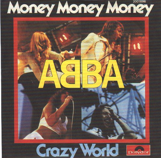 ABBA - Money, Money, Money LP