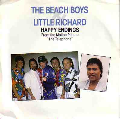 LITTLE RICHARD & BEACH BOYS - Happy Endings