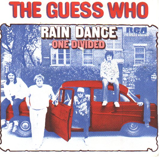 Rain Dance - GUESS WHO