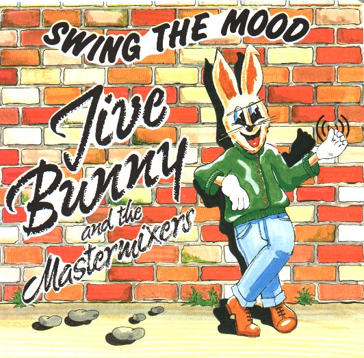 JIVE BUNNY - Swing The Mood LP