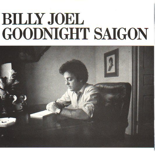 JOEL, BILLY - Goodnight Saigon Record