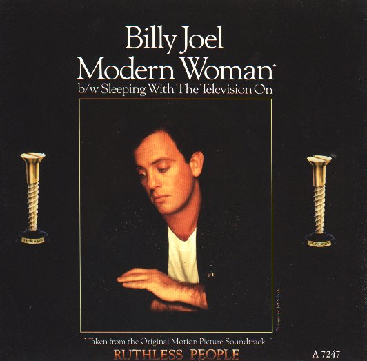 JOEL, BILLY - Modern Woman Vinyl