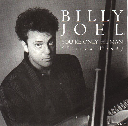 JOEL, BILLY - You�re Only Human