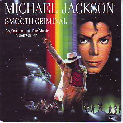 JACKSON, MICHAEL - Smooth Criminal Single