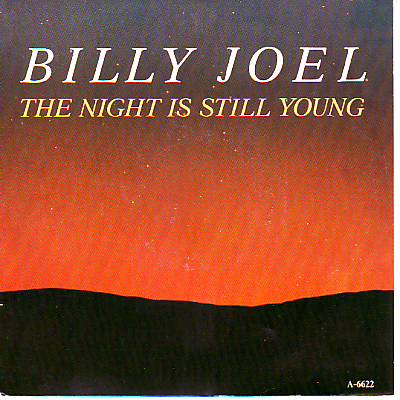 JOEL, BILLY - The Night Is Still Young Record