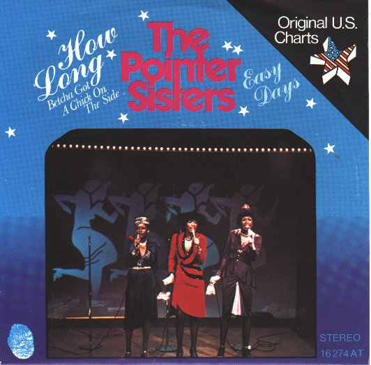 How Long - POINTER SISTERS