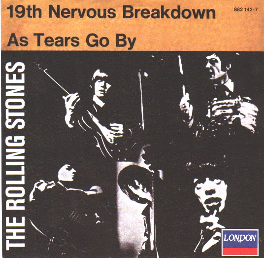 ROLLING STONES - 19th Nervous Breakdown