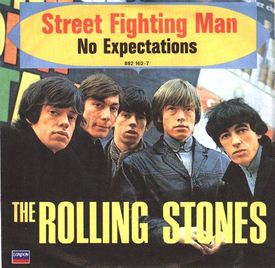 ROLLING STONES - Street Fighting Man