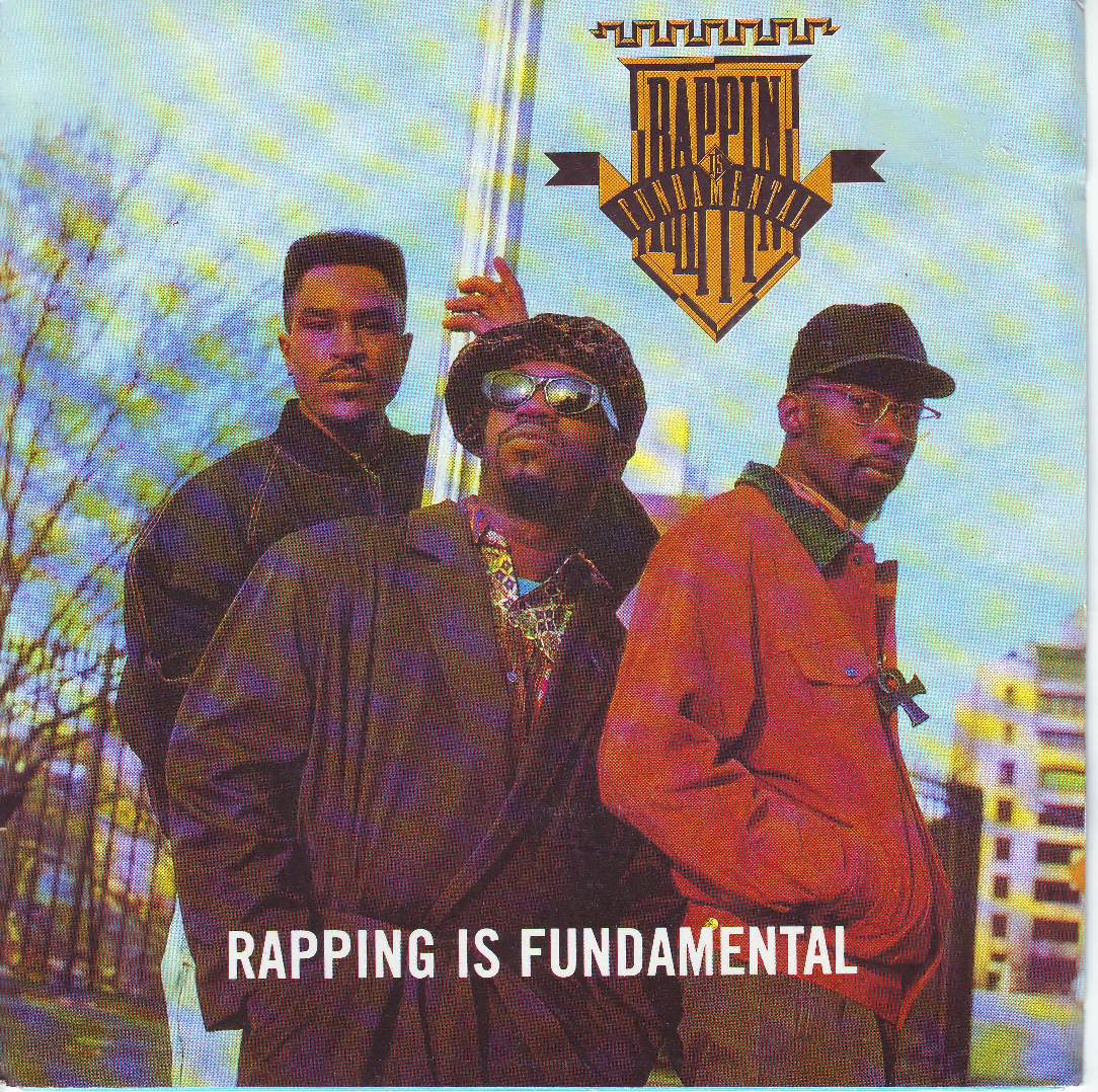 Rapping Is Fundamental - RAPPIN' IS FUNDAMENTAL