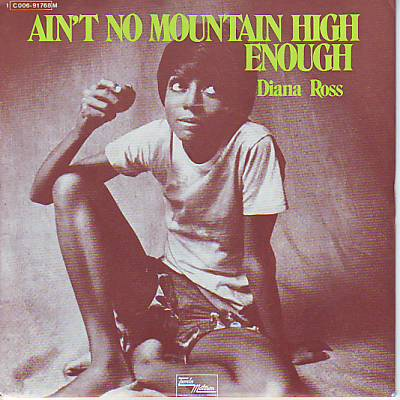 ROSS, DIANA - Ain't No Mountain High Enough Album