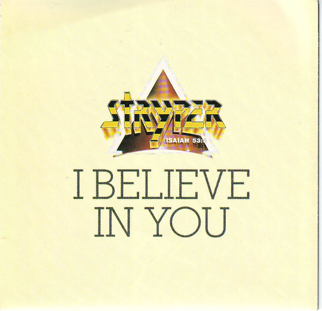 STRYPER - Together As One/soldiers Under Command