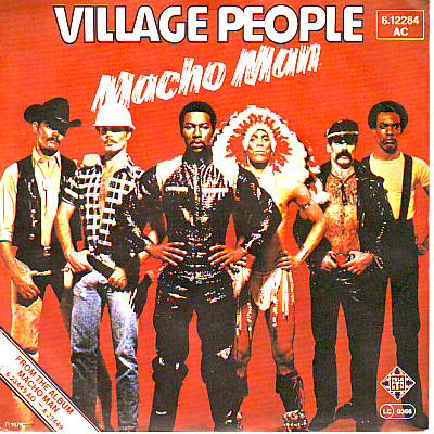 VILLAGE PEOPLE - Just A Gigolo And I Ain't Got Nobody