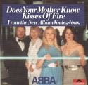 Picture of ABBA - DOES YOUR MOTHER KNOW (PIC SLV)