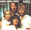 Picture of ABBA - GIMME GIMME GIMME (PIC SLV)
