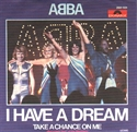 Picture of ABBA - I HAVE A DREAM (PIC SLV)