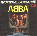 Picture of ABBA - KNOWING ME, KNOWING YOU (PIC SLV)