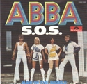 Picture of ABBA - S. O. S.   (PIX. SLV.) (PIC SLV)