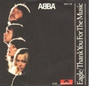 Picture of ABBA - THANK YOU FOR THE MUSIC  (PIX. SLV.) (PIC SLV)