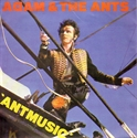 Picture of ADAM & THE ANTS - ANT MUSIC (PIC SLV)