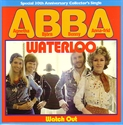 Picture of ABBA - WATERLOO (PIC SLV)