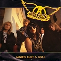 Picture of AEROSMITH - JANIE'S GOT A GUN (PIC SLV)