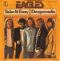 Picture of EAGLES, THE - TAKE IT EASY (PIC SLV)