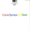 Picture of 808 STATE - CUBIK OLYMPIC  (PIX SLV.) (PIC SLV)