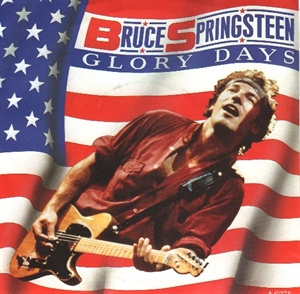 Picture of SPRINGSTEEN, BRUCE - GLORY DAYS (PIC SLV)