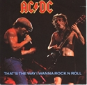 Picture of AC/DC - THAT'S THE WAY I WANNA ROCK 'N ROLL (PIC SLV)