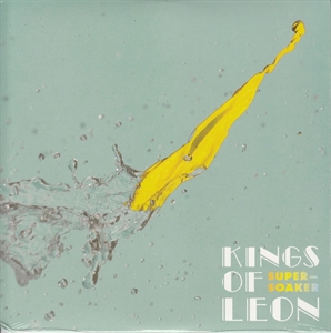 Picture of KINGS OF LEON - SUPERSOAKER (PIC SLV)