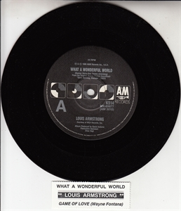 Picture of ARMSTRONG, LOUIS - WHAT A WONDERFUL WORLD