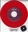 Picture of BEATLES - STRAWBERRY FIELDS FOREVER (RED)