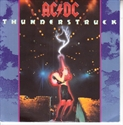 Picture of AC/DC - THUNDERSTRUCK (PIC SLV)